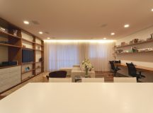 Luxury Curitiba apartment by Leandro Garcia « Adelto Adelto