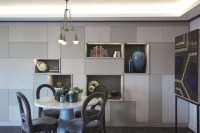 Modernist apartment design in Westminster, London  Adelto ...