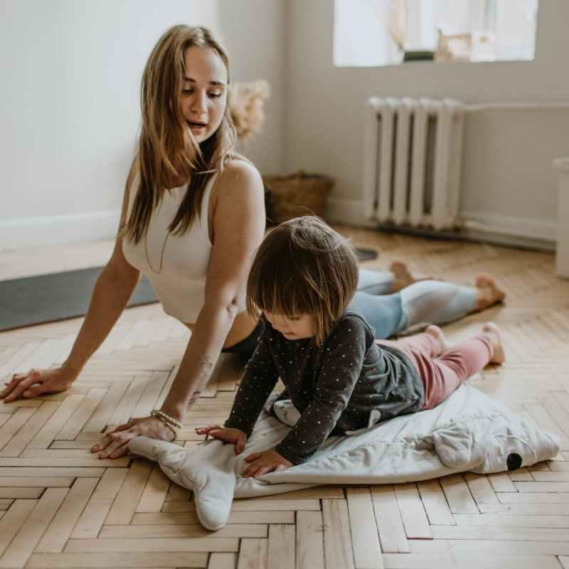 Logopedie en yoga