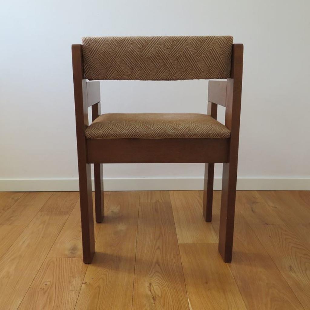Sedia vintage in legno degli anni '60 circa. Sedia Vintage In Legno Italia Anni 60 Ademore
