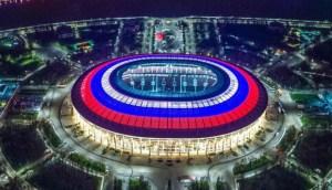 El Estadio Luzhniki de Moscú albergará la inauguración y la final de esta copa del Mundo FIFA 2018.