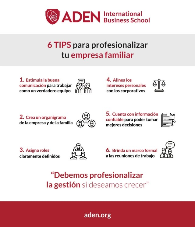 Tips para Empresas Familiares
