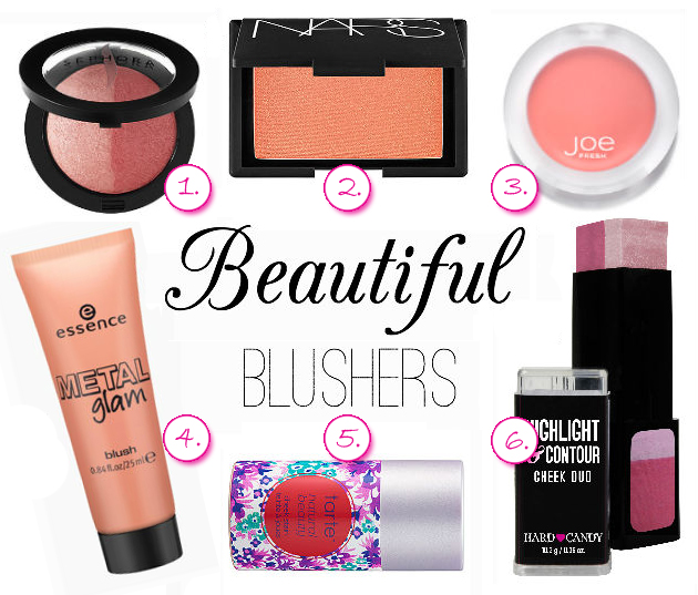 Winter Beauty: Best Brightening Blushes