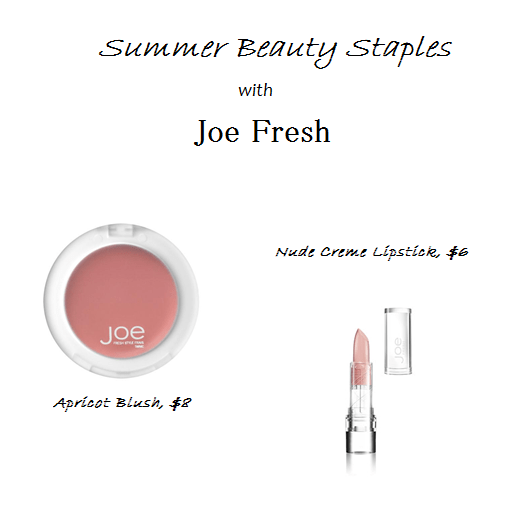 Summer Beauty Routine: Fresh Faced