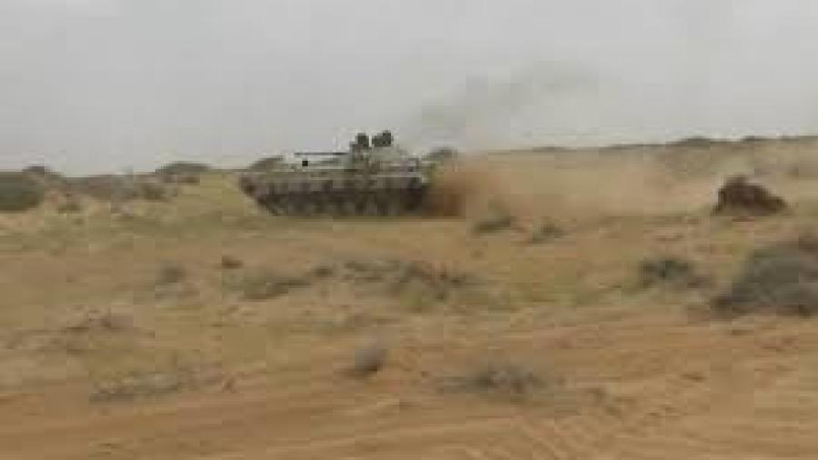 الجيش الوطني يتقدم جنوب وادي بن عبدالله بجبهة حرض