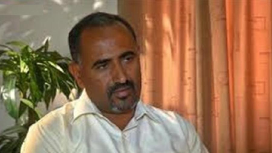 """تصريحات صحفية لمحافظ عدن """"الزبيدي"""" تخفي ورائها مخطط انفصالي..!!"""