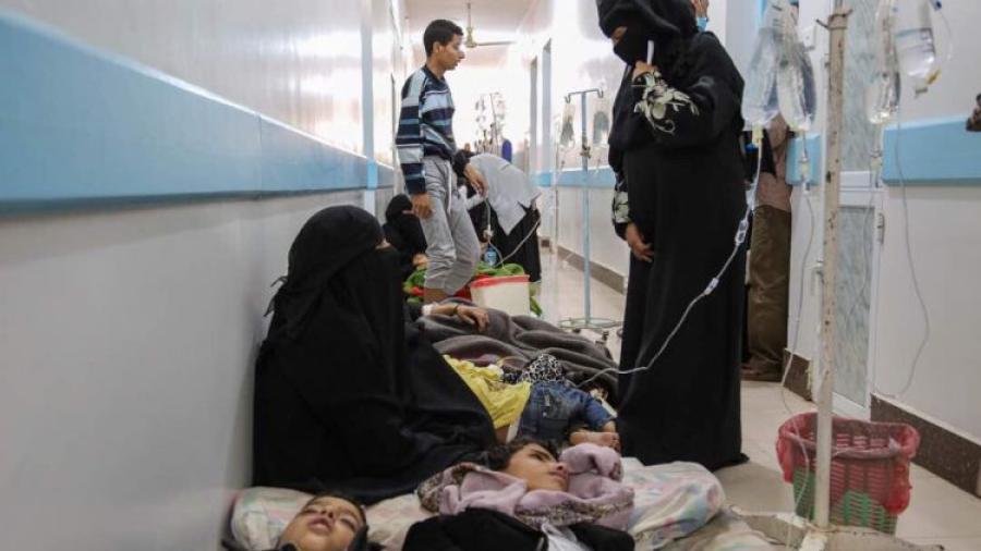 المملكة والحكومة تعلنان عن خطة عاجلة لمكافحة الكوليرا
