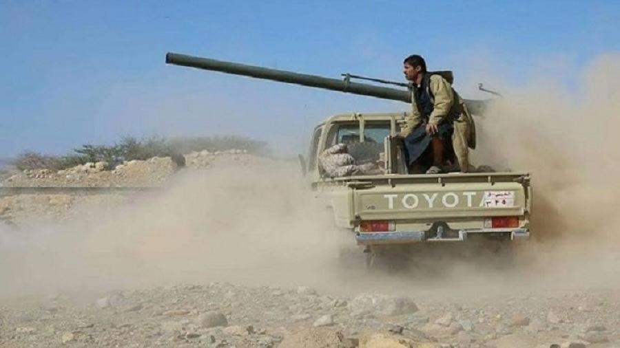 قوات الشرعية تستعيد عدد من المواقع الاستراتيجية بنهم