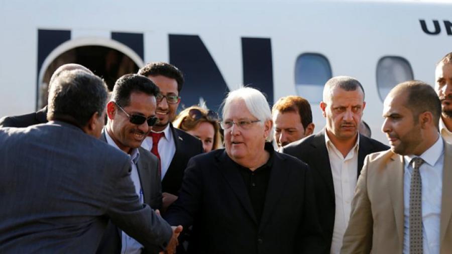 غريفيث: رغم الصعوبات.. الأطراف اليمنية تتحرك بسرعة نحو الإتفاق