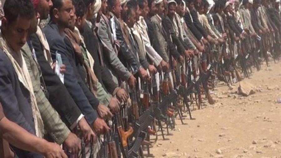 قبيلة في جبهة العود بإب تعلن النفير في وجه مليشيا الحوثي وتدعو قوات الجيش لمساندتها