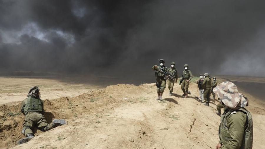 العدوان الاسرائيلي يستهدف غزة والحصيلة 4 شهداء وإصابة صحفية