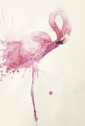 The Pastel Project – Flamingo