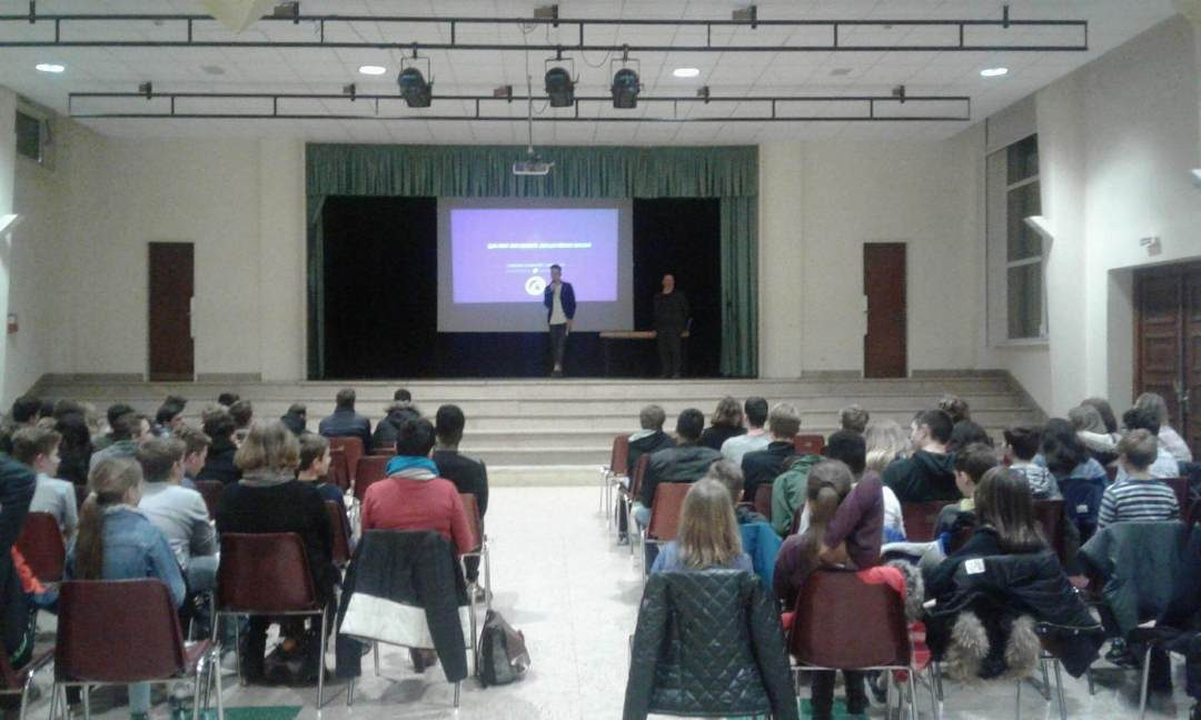 Conférence Matzenheim - ComCom Benfeld