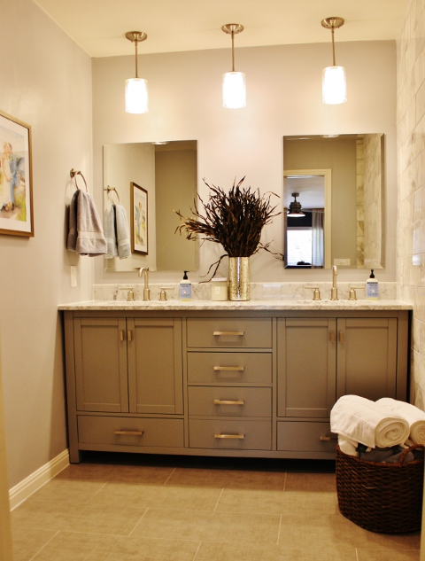 Austin Bathroom Remodel  Austin Interior Design by Adentro Designs