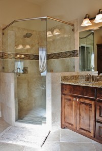 Round Rock Master Bathroom Remodel | Austin Interior ...
