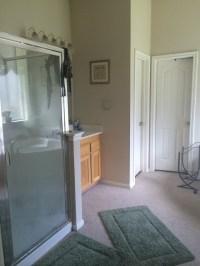 Round Rock Master Bathroom Remodel   Austin Interior ...