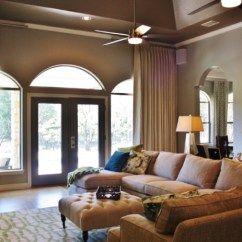 Living Room Window Sofas Ideas Georgetown | Austin Interior Design By Adentro ...