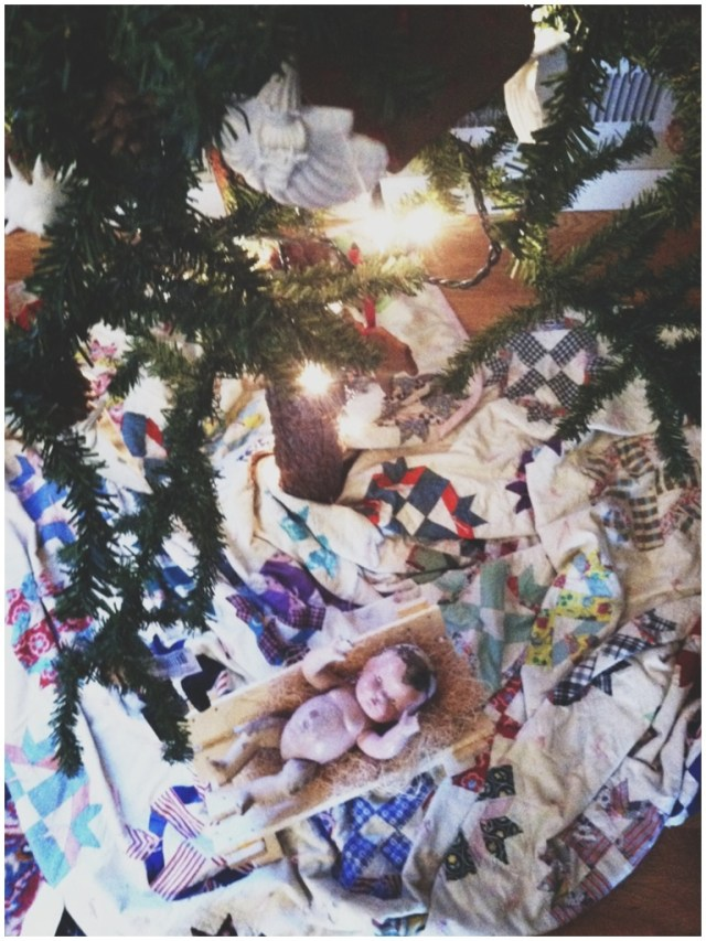 A Denver Home Companion | christ is born