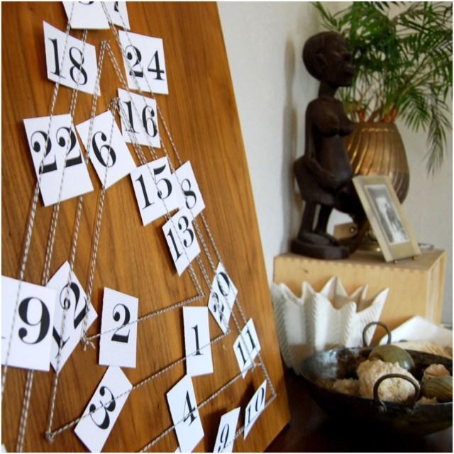A Denver Home Companion | advent calendar