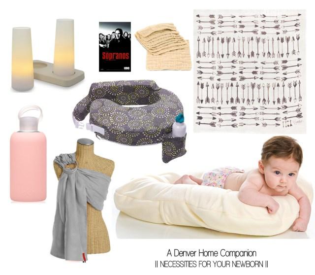 A Denver Home Companion   necessities for your newborn
