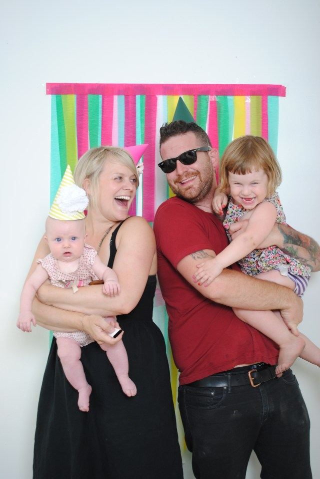 A Denver Home Companion | hey party collective photo booth