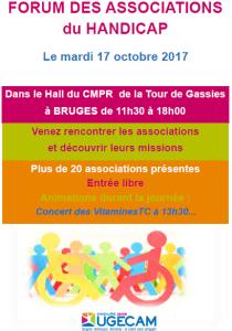 Forum des associations @ CRF de la tour de Gassies | Bruges | Nouvelle-Aquitaine | France