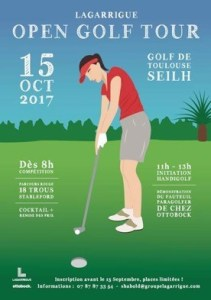 Initiation HandiGolf @ Golf de Toulouse | Seilh | Occitanie | France