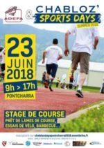 Découverte lame de course @ Stade de Pontcharra | Pontcharra | Auvergne-Rhône-Alpes | France