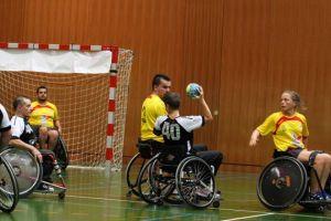 Grand-Est - Découverte Handball fauteuil @ Séléstat | Sélestat | Grand Est | France