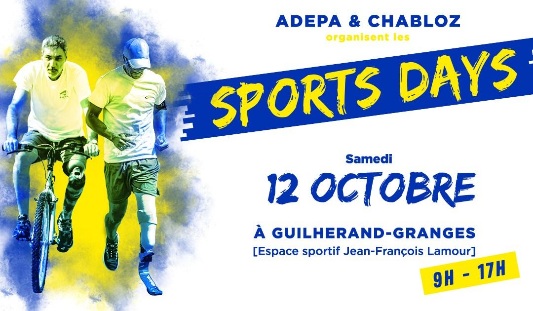 Auvergne-Rhône-Alpes – Sport's Days