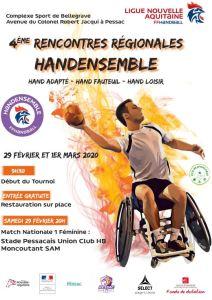 Nouvelle-Aquitaine - Handensemble @ Pessac | Pessac | Nouvelle-Aquitaine | France