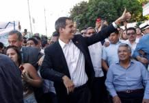 La vuelta de Guaidó pone en vilo a Venezuela