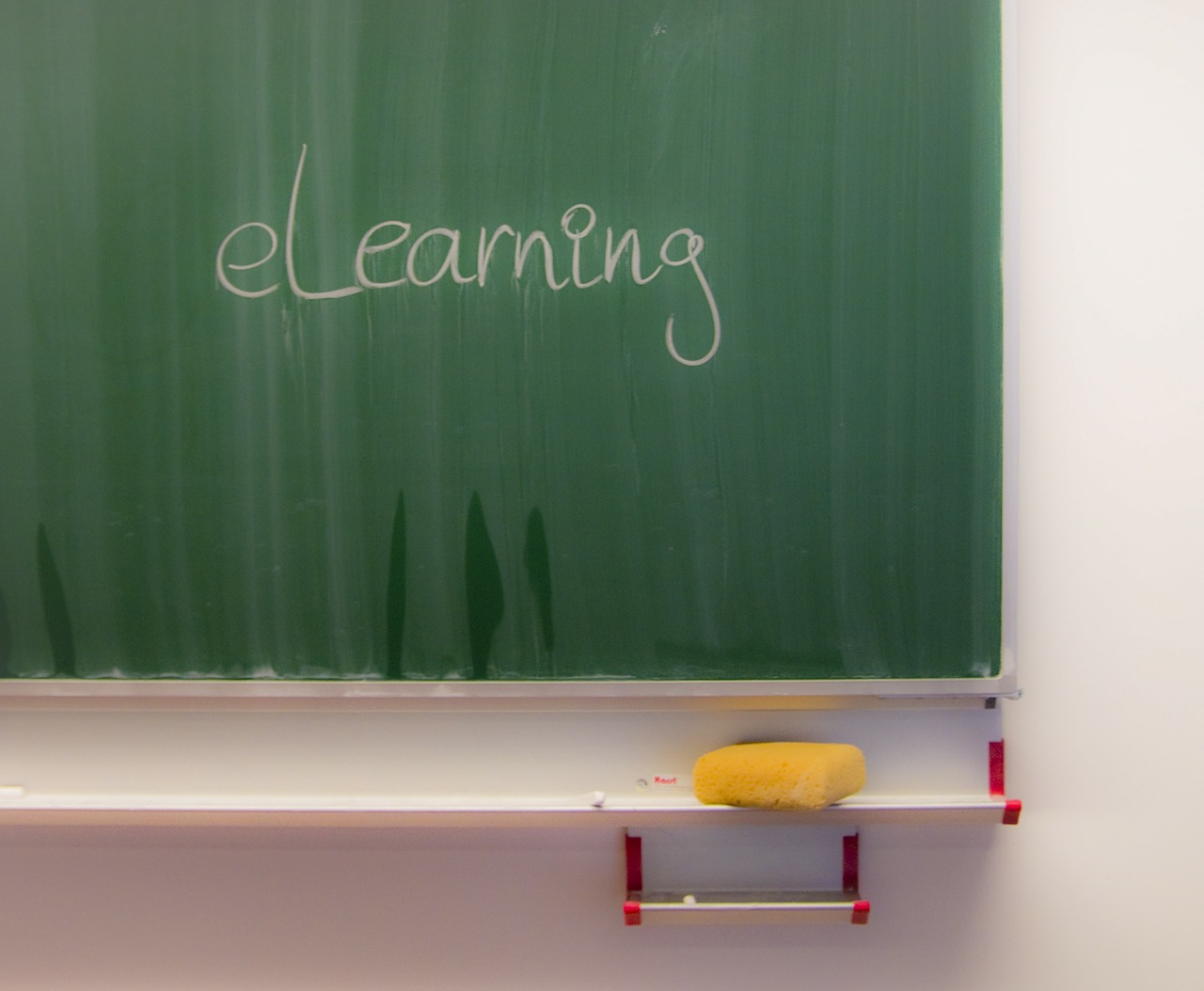 Harness e-learning throughout for the best outcome
