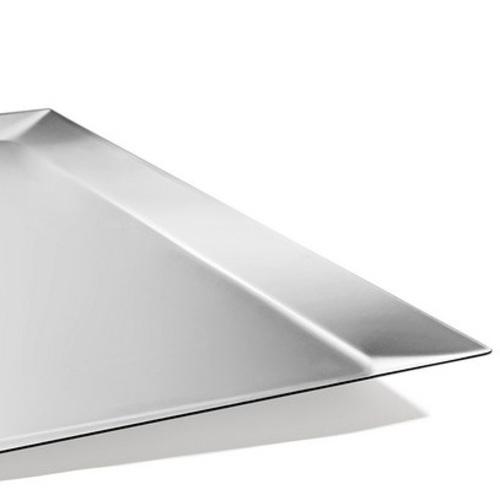 Alessi Alice OD01 Tablett Edelstahl Odile Decq Officina glnzend poliert