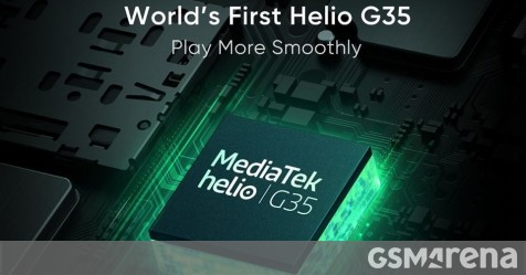 Realme C11 with Helio G35 SoC is coming soon