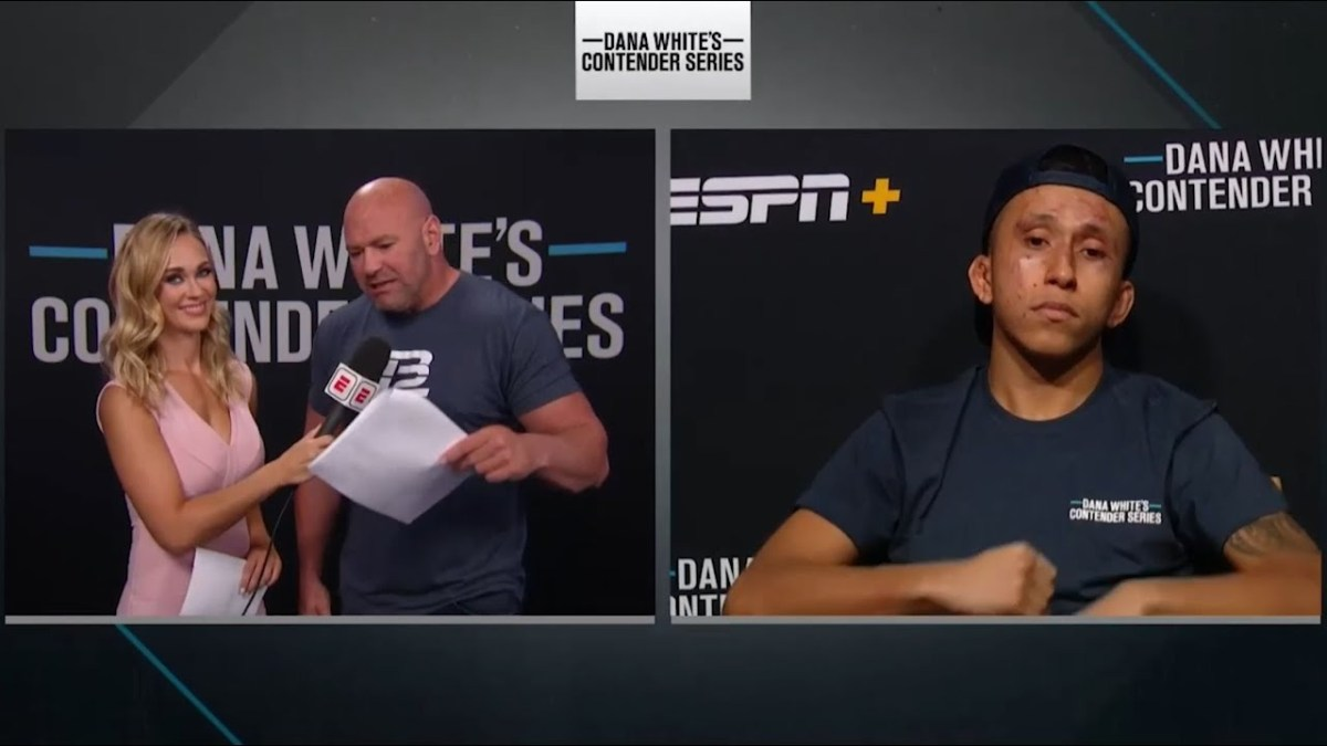 Dana White Announces Contract Winners | Week 4