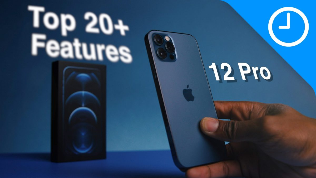iPhone 12 Pro: Top features [Video]