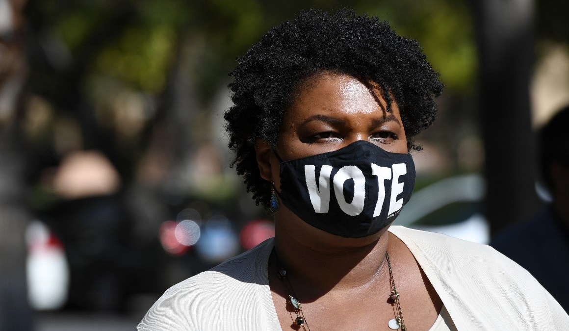 Stacey Abrams: Georgia runoffs will be 'competitive' given huge stakes