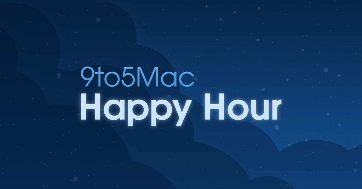 9to5Mac Happy Hour 307: MagSafe Duo experience, iOS 14.3, AirPods Max announced
