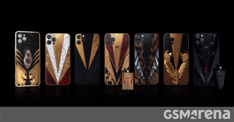 Caviar brings out second iPhone 12 Pro Warrior collection