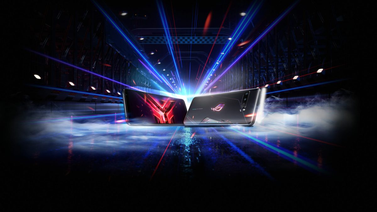 Asus ROG Phone 5 is the official ROG Phone 3 successor's name