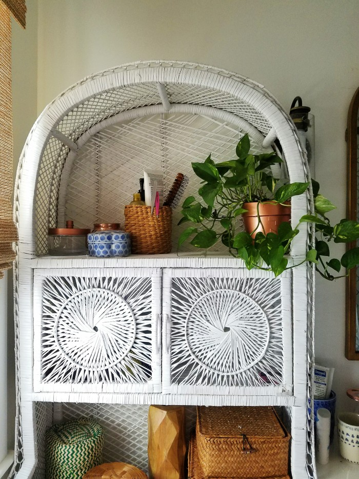 13 vintage must haves for your boho bathroom - a designer at home