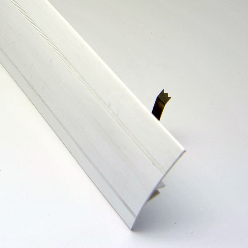 Couvre Joint PVC De Faade Plat Adesol Tego