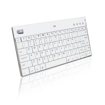 WKB-1000BW Bluetooth® Mini Keyboard 1000 for iPad (white