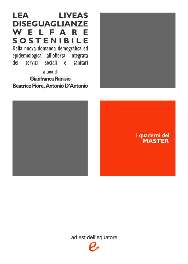 Lea liveas, diseguaglianze, welfare sostenibile