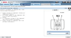 Bosch ESI [tronic] 20 Vehicle Diagnostic software guide