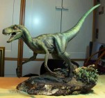 Horizon Velociraptor vinyl kit