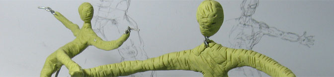 The ties that bind: making the armature for Hulk vs Spider-Man