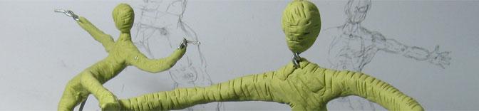 Hulk vs Spider-Man armature