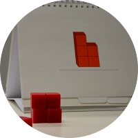 Épreuve des cubes de la NEPSY-II